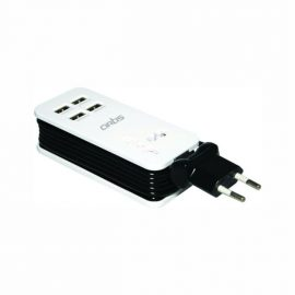 Artis - U401 4 in 1 USB Ports Wall Charger & Universal Wall Socket